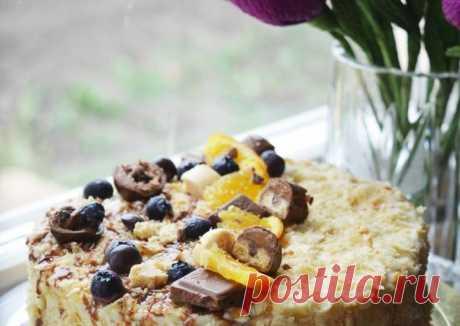 """(5) """"Наполеон"""" с кремом пломбир - пошаговый рецепт с фото. Автор рецепта Юлия Сухая . - Cookpad"""