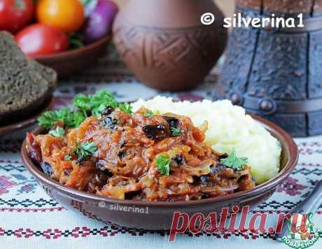 Смаженина из квашеной капусты по-охотничьи – кулинарный рецепт
