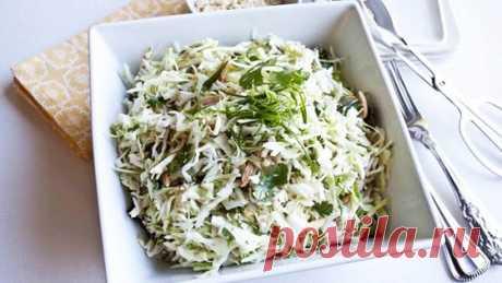 Салат для похудения - Кулинарный рецепт - Повар в доме