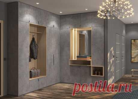 Мебель Mr.Doors на заказ по индивидуальному проекту.