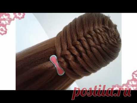 PEINADOS PARA LA ESCUELA 💗 - Top Transformaciones increíbles del cabello - Hermosa - YouTube