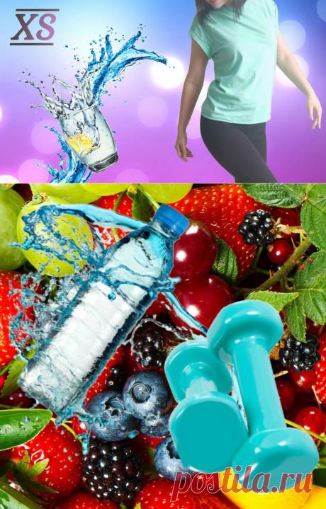 """""""Правда-ли, что для похудения нужно пить много воды?"""": разбираем плюсы и минусы этой теории"""