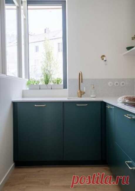 Как сделать Вашу кухню незабываемой и уютной, одновременно. 6 элегантных цветовых комбинаций   Décor and Design   Яндекс Дзен