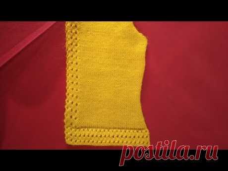 Easy button strip in knitting machine#15(निटिंग मशीन में आसन बटन पटी डिजाइन#15)