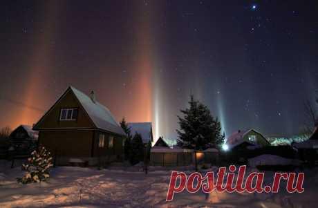 Фотография пользователя mikereva - Пестрое рождество из раздела пейзаж №5358183 - фото.сайт - Photosight.ru