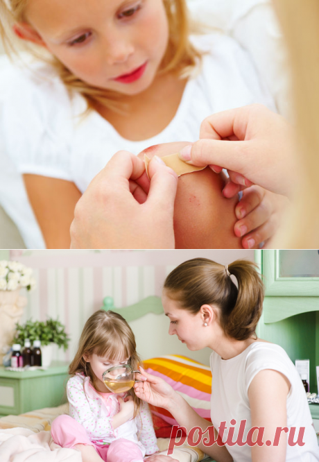 Первая помощь детям при травмах - FamilyBoom.ru