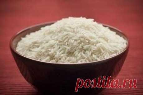 La utilidad y el daño del arroz.