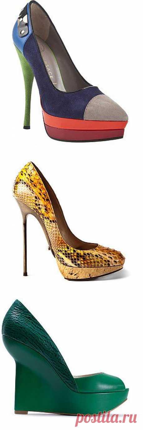 Самые красивые туфли - какие они?