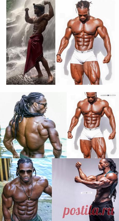 Как выглядят дети человека с идеальным телом?