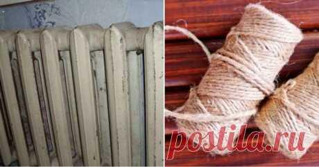 14 практичных способов, как можно спрятать невзрачный радиатор и преобразить интерьер | Люблю Себя