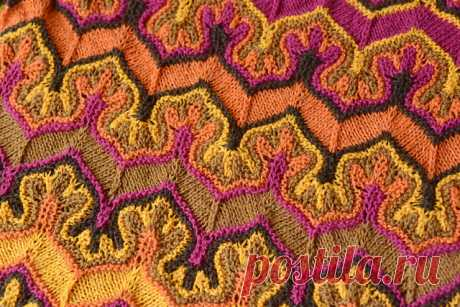 Ravelry: Fox Paws pattern by Xandy Peters