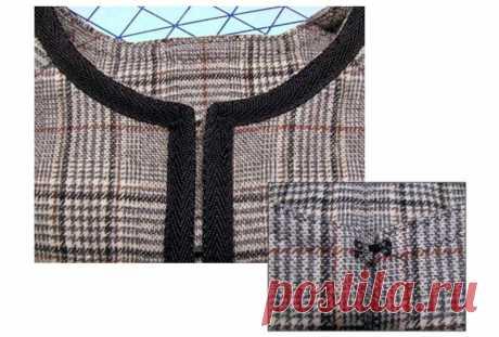 Как пришивать крючки для одежды — Мастер-классы на BurdaStyle.ru
