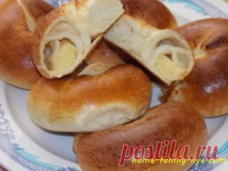 Булочки с заварным кремом/Сайт с пошаговыми рецептами с фото для тех кто любит готовить