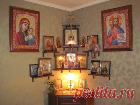 Вся правда о иконах в доме — Бабушкины секреты