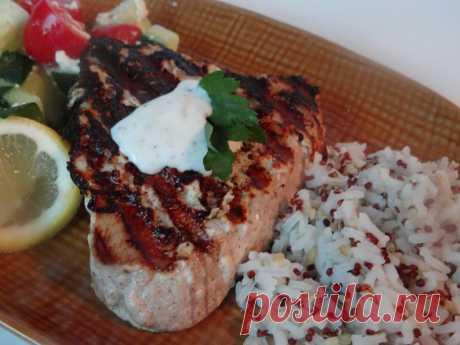 Маринованный тунец, жареный на сковороде гриль Маринованный тунец, жареный на сковороде гриль - пошаговый кулинарный рецепт приготовления с фото, шаг за шагом.