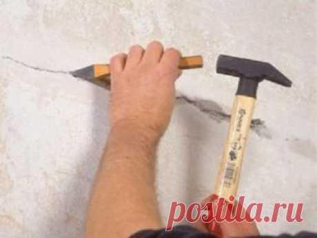 Что нужно знать, чтобы правильно отремонтировать любую стену — Самострой