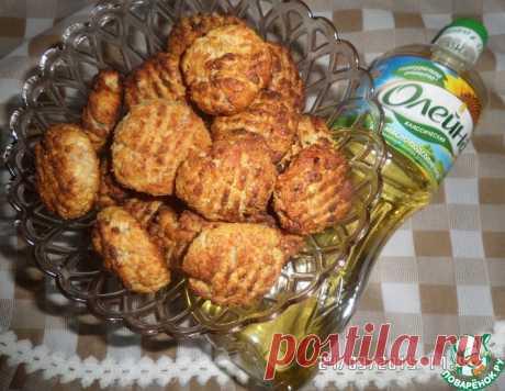 Овсянно-творожное печенье с курагой – кулинарный рецепт
