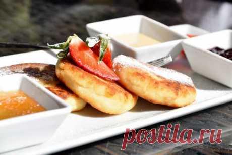 Сырники по ГОСТу, производственный вариант | Кулинарная школа Оксаны Путан - простые и понятные рецепты с фотографиями
