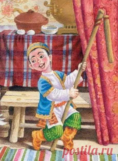 «Камыр батыр» татар халык әкиятләре