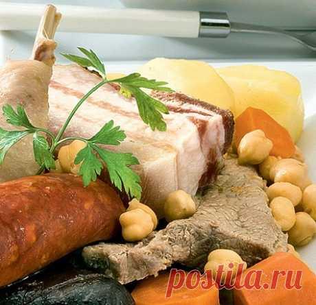 Достойны особого внимания;)) Кухня Мадрида: 9 лучших блюд — Вкусные рецепты