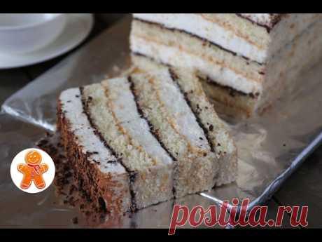 Швейцарский Творожный Торт Очень Сочный и Нежный - YouTube