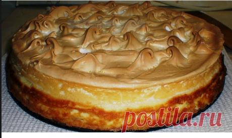 """Творожный торт """"Слезы ангела"""" / Болталка / Кулинария"""
