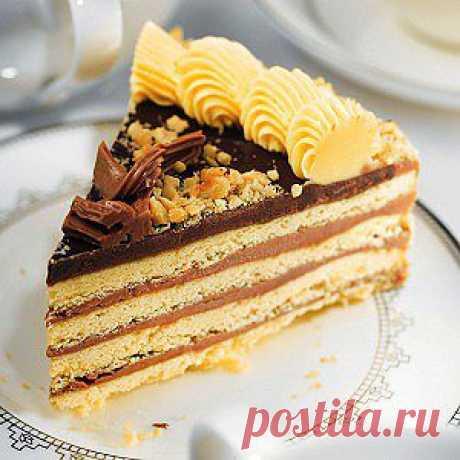 Торты по советским рецептам.