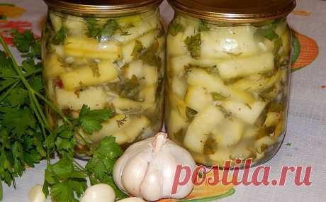 Кабачки, как грибы: готовим на зиму - Вкусные рецепты - медиаплатформа МирТесен