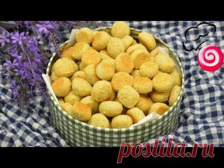 Быстро Легко Хрустики Необычное печенье с кунжутом и фенхелем