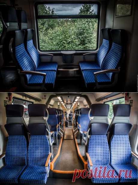 Немецкие региональные поезда : НОВОСТИ В ФОТОГРАФИЯХ