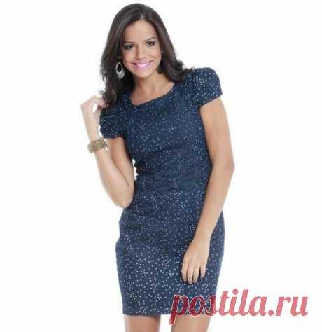 Выкройки красивого летнего платья – много размеров! (Шитье и крой)