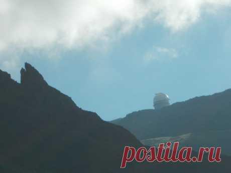 Азау, обсерватория.