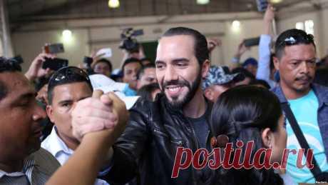 Президент в кожанке. Сальвадор возглавит сын палестинского имама