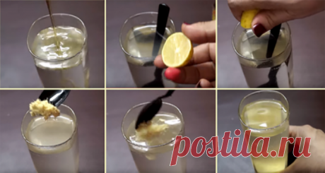 Drink for extreme loss of weight (10 kg)!