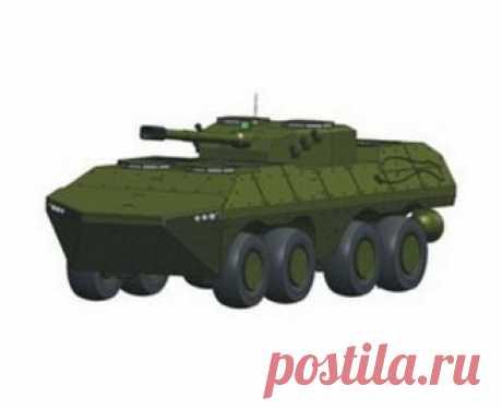 """Умка обрел """"папу"""" - Беларусь нашла уникальный танк нового поколения"""