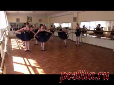 Народно сценический танец - Хореографический ансамбль Вдохновение