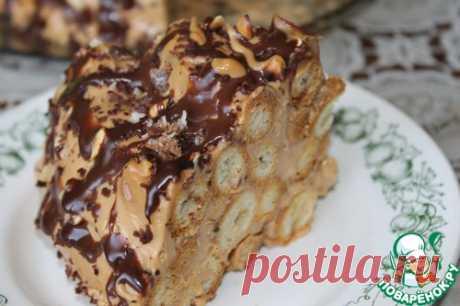 """Торт """"Самые нежные дамские пальчики"""" – кулинарный рецепт"""