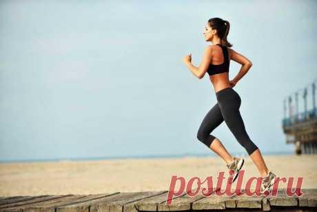 Отличные упражнения, которые помогут подтянуть ноги -результат не заставит себя ждать.
