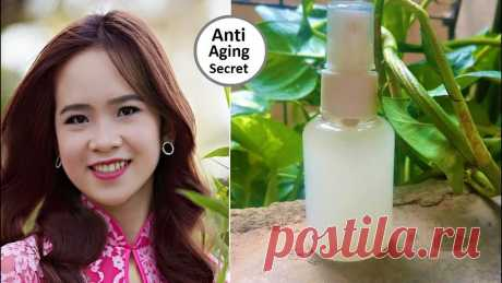 50-летняя женщина выглядит на 20 лет, эта вода является секретом ее молодой кожи - Интересный блог Вы не узнаете свою кожу! Это древний трюк, который используется почти каждой японской женщиной, и это секрет их молодой нестареющей красоты Рисовая вода