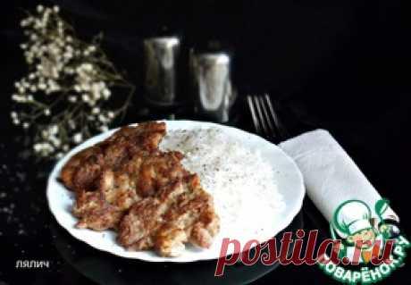 Экспресс-мясо - кулинарный рецепт