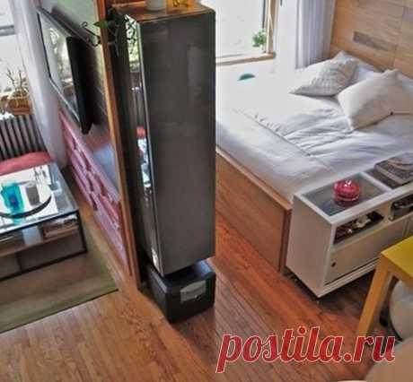 Маленькая квартира – это настоящее сокровище и кладезь самых интересных интерьерных идей