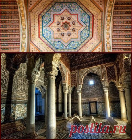 Saadian Tombs Marrakech | Sunny Excursion