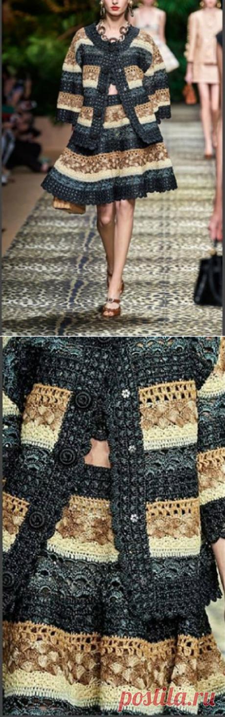 летняя коллекция Dolce&Gabbana.Идеи.
