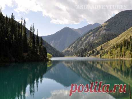 Заповедники Казахстана - Centralasia Adventures