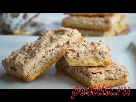 Пирожное Краковское, оно Вам точно понравится/Cookies Krakowske