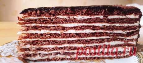 Домашний торт «Спартак» | | Кухня Кухня За домашний торт «Спартак» хочу поблагодарить Наташу Пархоменко. Я вот помнила этот рецепт и готовила раньше, но с переездами потеряла тетрадку с записями, и рецепта как не бывало. И вот снова