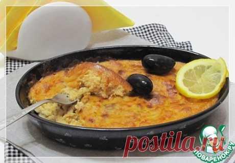 Воздушный рыбный пирог по-милански - кулинарный рецепт