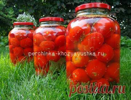 Квашеные соленые и малосольные помидоры на зиму в банках на любой вкус - Заготовки от Перчинки - Perchinka Hozyayushka.ru