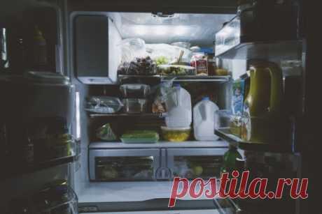 Los productos, que se puede comer por la noche   CityWomanCafe.com
