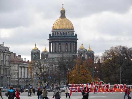La catedral Isaakievsky